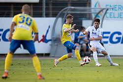 during football match between NK Celje and ND Gorica in 2nd Round of Prva liga Telekom Slovenije 2018/19, on July 27, 2018 in Sadion Z'Dezele, Celje, Slovenia. Photo by Urban Urbanc / Sportida
