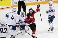 Matt Duchenne - 09.05.2015 - Canada  / France  - Championnats du Monde de Hockey sur Glace 2015 -Prague<br />Photo : Xavier Laine / Icon Sport