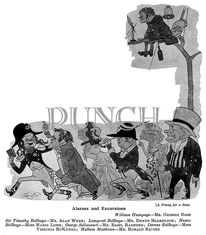 At The Play ; Haymarket<br />