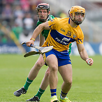 Clare's Jason McCarthy V Limerick's David Dempsey