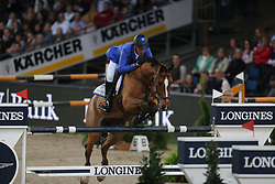 Miranda, Doda de, Ad Uutje<br /> Stuttgart - German Masters<br /> Grosser Preis<br /> © www.sportfotos-lafrentz.de/ Stefan Lafrentz