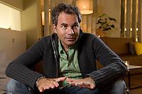 2008, BERLIN/GERMANY:<br /> Martin Varsavsky, argentinischer Unternehmer und Geschaeftsfuehrer und Gruender von FON, waehrend einem Interview, Restaurant Shiro I Shiro<br /> IMAGE: 20081020-04-005