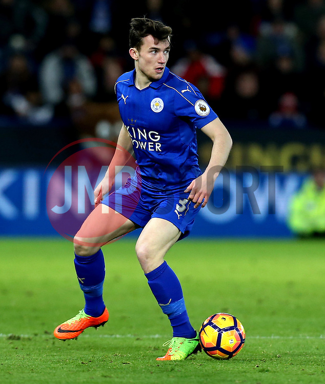 Ben Chilwell of Leicester City - Mandatory by-line: Robbie Stephenson/JMP - 27/02/2017 - FOOTBALL - King Power Stadium - Leicester, England - Leicester City v Liverpool - Premier League