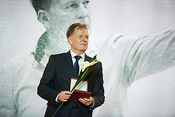 Peter Jetersnik at 54th Annual Awards of Stanko Bloudek for sports achievements in Slovenia in year 2018 on February 13, 2019 in Brdo Congress Center, Brdo, Ljubljana, Slovenia,  Photo by Peter Podobnik / Sportida