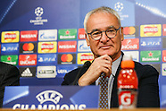 Leicester City Press Conference 260916