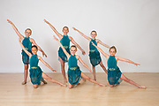 The Dance Company of Los Gatos students pose for portraits during Photo Day at The Dance Company of Los Gatos in Los Gatos, California, on June 8, 2017. (Stan Olszewski/SOSKIphoto)