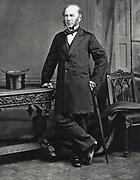 Thomas Andrews  (1813-1885) Irish physical chemist. Critical temperature of gases. Photograph