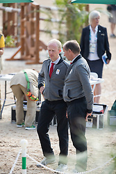 Rigouts Mark, Desmedt Jef, BEL<br /> Final Horse inspection Eventing<br /> Olympic Games Rio 2016<br /> © Hippo Foto - Dirk Caremans<br /> 09/08/16