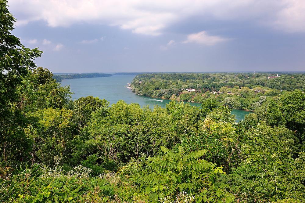 Niagara River, Niagara on the Lake,Ontario, Canada,