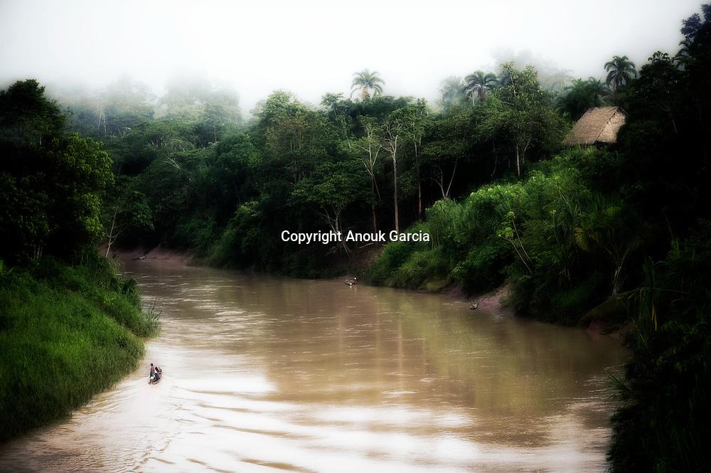 Ashaninka. Rio amonia.  | Ashaninka. Rio Amonia.