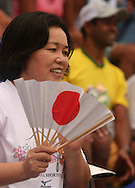 Football - FIFA Beach Soccer World Cup 2006 - Group A - POL X JPN - Rio de Janeiro - Brazil 07/11/2006<br />