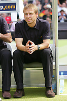 Bundestrainer Juergen Klinsmann<br /> Fussball WM 2006 Ecuador - Deutschland<br /> Ecuador - Tyskland<br /> Norway only