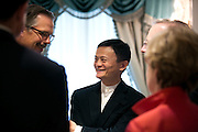 Alibaba CEO Jack Ma (Photo by Ben Hider Images)