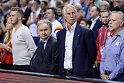 DESCRIZIONE : Berlino Berlin Eurobasket 2015 Group B Germany Germania - Italia Italy<br /> GIOCATORE : Gianni Petrucci Giovanni Malagò<br /> CATEGORIA : Tifosi Pubblico Spettatori VIP<br /> SQUADRA : Italia Italy<br /> EVENTO : Eurobasket 2015 Group B<br /> GARA : Germany Italy - Germania Italia<br /> DATA : 09/09/2015<br /> SPORT : Pallacanestro<br /> AUTORE : Agenzia Ciamillo-Castoria/M.Longo
