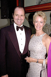 MR & MRS GEORGE GRAHAM, he is the manager of Tottenham<br />  Hotspur FC. at a ball in London on 8th June 2000.OFB 73<br /> © Desmond O'Neill Features:- 020 8971 9600<br />    10 Victoria Mews, London.  SW18 3PY <br /> www.donfeatures.com   photos@donfeatures.com<br /> MINIMUM REPRODUCTION FEE AS AGREED.<br /> PHOTOGRAPH BY DOMINIC O'NEILL