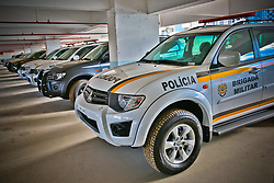 Instituto Cultural Floresta doa Viaturas para Polícia do RS. FOTO: Marcos Nagelstein/Agência Preview