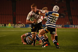 Ruan Ackermann during the Currie Cup Premier division match between the The Lions and the Western Province held at the Emirates Airline Park (Ellis Park), Johannesburg, South Africa on the 9th September 2016<br /> <br /> Photo by:   Real Time Images