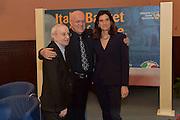 DESCRIZIONE : Roma Basket Day Hall of Fame 2014<br /> GIOCATORE : Dan Peterson Mara Fullin Alberto Bucci<br /> SQUADRA : FIP Federazione Italiana Pallacanestro <br /> EVENTO : Basket Day Hall of Fame 2014<br /> GARA : Roma Basket Day Hall of Fame 2014<br /> DATA : 22/03/2015<br /> CATEGORIA : Premiazione<br /> SPORT : Pallacanestro <br /> AUTORE : Agenzia Ciamillo-Castoria/GiulioCiamillo