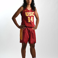 14 | USC Women's Basketball 2016 | Hero Shots