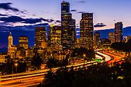 USA-Washington-Seattle-Skylines