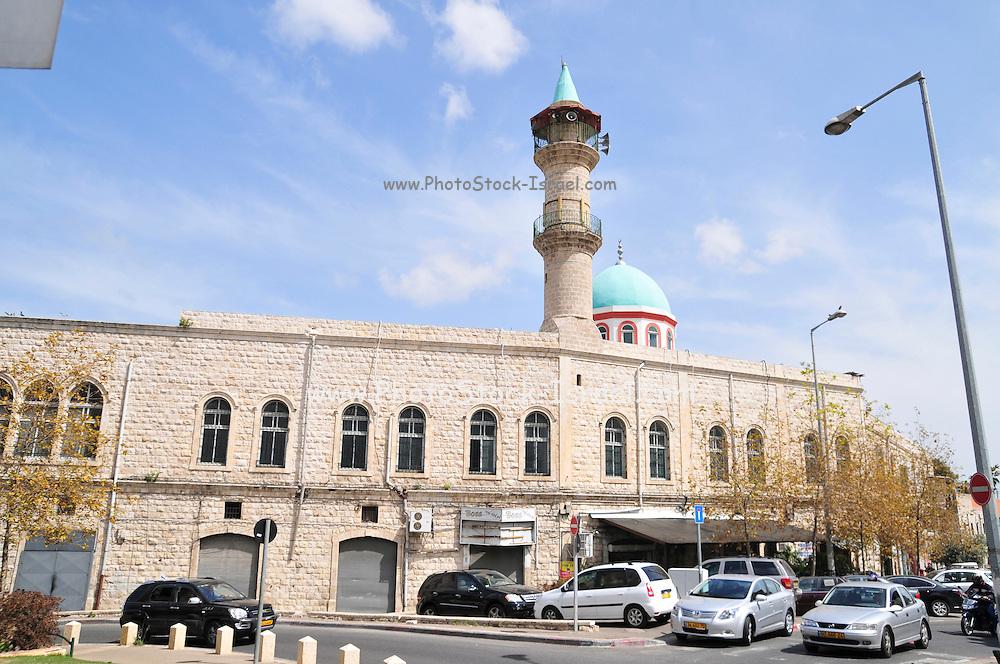 Israel, Haifa, Mosque