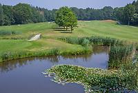 ENSCHEDE -  hole Oost 6 en 7. Golfbaan Rijk van Sybrook - COPYRIGHT KOEN SUYK
