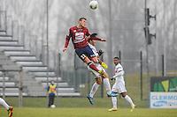 Pierrick CAPELLE - 24.01.2015 - Clermont / Chateauroux  - 21eme journee de Ligue2<br />Photo : Jean Paul Thomas / Icon Sport