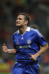FRANK LAMPARD.CHELSEA FC.CHAMPIONS LEAGUE FINAL 2008.LUZHNIKI STADIUM, MOSCOW, RUSSIAN FEDERATION.21 May 2008.DIT77550..  .WARNING! This Photograph May Only Be Used For Newspaper And/Or Magazine Editorial Purposes..May Not Be Used For, Internet/Online Usage Nor For Publications Involving 1 player, 1 Club Or 1 Competition,.Without Written Authorisation From Football DataCo Ltd..For Any Queries, Please Contact Football DataCo Ltd on +44 (0) 207 864 9121
