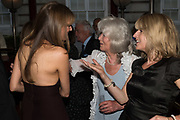 JEMIMA KHAN; JILLY COOPER; RACHEL JOHNSON, Robin Birley and Lady Annabel Goldsmith Summer Party. Hertford St. London. 5 July 2017