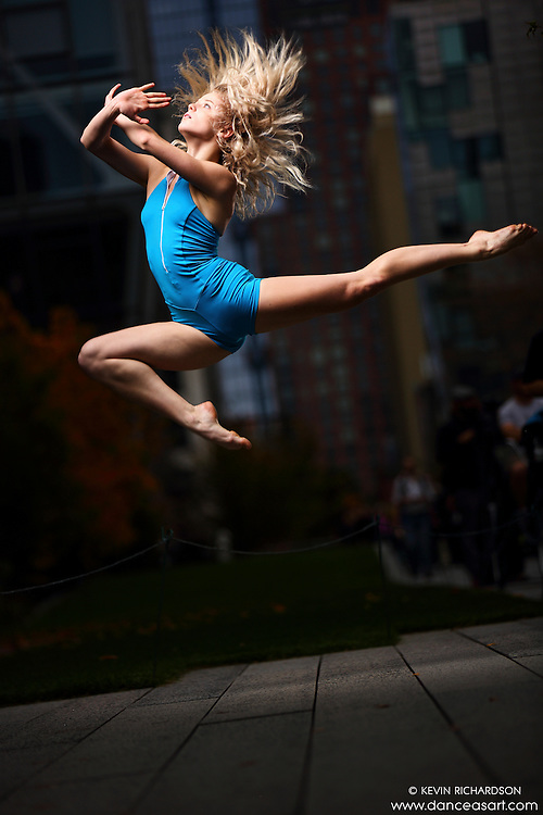 Dance As Art New York City Photography Project High Line Series with dancer, Erika Citrin