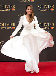 Preeya Kalidas arriving for The Olivier Awards at the Royal Albert Hall in London.