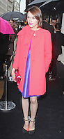 Ella Catliff, Fendi - Store Launch Party, New Bond Street, London UK, 01 May 2014, Photo by Brett D. Cove