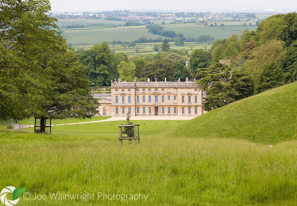 Dyrham Park is a late 17th-century mansion, garden and deer park, located near Bath, Somerset.