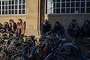 May morning, Oxford. 1 May 2016