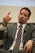 """ESPN Sports Reporter Chris Brousssard, speaks about his fellowship with the Lord and the organization K.I.N.G. which aims to empower men through the Lord Jesus Christ""""."""