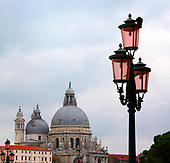 Italy, Venice, Basilica of St., Mary of Health, 1631-1687 AD