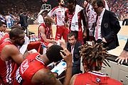 DESCRIZIONE :  Lega A 2014-15  EA7 Milano -Banco di Sardegna Sassari playoff Semifinale gara 7<br /> GIOCATORE : Banchi Luca<br /> CATEGORIA : Low Allenatore Coach Time Out<br /> SQUADRA : EA7 Milano<br /> EVENTO : PlayOff Semifinale gara 7<br /> GARA : EA7 Milano - Banco di Sardegna Sassari PlayOff Semifinale Gara 7<br /> DATA : 10/06/2015 <br /> SPORT : Pallacanestro <br /> AUTORE : Agenzia Ciamillo-Castoria/Richard Morgano<br /> Galleria : Lega Basket A 2014-2015 Fotonotizia : Milano Lega A 2014-15  EA7 Milano - Banco di Sardegna Sassari playoff Semifinale  gara 7<br /> Predefinita :