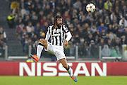 © Filippo Alfero<br /> Juventus-Olympiacos, Champions League 2014/2015<br /> Torino, 04/11/2014<br /> sport calcio<br /> Nella foto: Andrea Pirlo