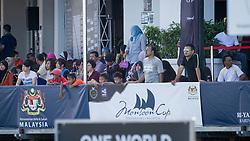 Crowds at the 2012 Monsoon Cup. Kuala Terengganu, Malaysia. 6 December 2012. Photo: Subzero Images/Monsoon Cup