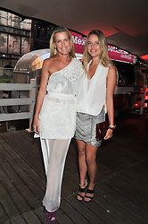 Left to right, INDIA HICKS and MADDISON BRUDENELL at Gabrielle's Gala an annual fundraising evening in aid of Gabrielle's Angel Foundation for Cancer Research held at Battersea Power Station, London on 2nd May 2013.