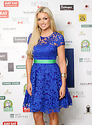 29/9/14***NO REPRO FEE***Pictured is Rosanna Davison at the 11th Q Ball in aid of Spinal Injuries Ireland at The Ballsbridge Hotel last night Pic: Marc O'Sullivan