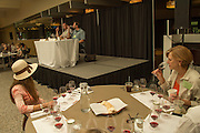 Andrea Feero at Matchmaking 201:  food & wine pairing by Jordan Mackay and Ben Dyer of Revered's BBQ