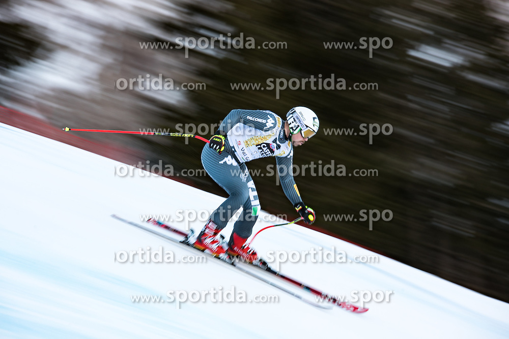 16.12.2016, Saslong, St. Christina, ITA, FIS Ski Weltcup, Groeden, Super G, Herren, im Bild Peter Fill (ITA) // Peter Fill of Italy in action during men's SuperG of FIS Ski Alpine World Cup at the Saslong race course in St. Christina, Italy on 2016/12/16. EXPA Pictures © 2016, PhotoCredit: EXPA/ Mitchell Gunn