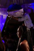 Inspelning av Bollywood-filmen Dulha Mil Gaya - Found a Groom. .Skåderspelerskan på bilden är Suchitra Pillai-Malik...COPYRIGHT 2008 CHRISTINA SJÖGREN.ALL RIGHTS RESERVED...