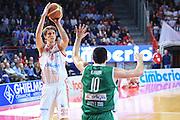 DESCRIZIONE : Varese Lega A 2013-14 Cimberio Varese Sidigas Avellino<br /> GIOCATORE : Polonara Achille<br /> CATEGORIA : Tiro<br /> SQUADRA : Cimberio Varese<br /> EVENTO : Campionato Lega A 2013-2014<br /> GARA : Cimberio Varese Sidigas Avellino<br /> DATA : 03/11/2013<br /> SPORT : Pallacanestro <br /> AUTORE : Agenzia Ciamillo-Castoria/I.Mancini<br /> Galleria : Lega Basket A 2013-2014  <br /> Fotonotizia : Varese Lega A 2013-14 Cimberio Varese Sidigas Avellino<br /> Predefinita :