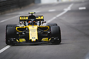 May 23-27, 2018: Monaco Grand Prix. Carlos Sainz Jr. (SPA) Renault Sport Formula One Team, R.S. 18