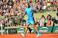 Joie Rafael NADAL - 01.06.2015 - Jour 9 - Roland Garros 2015<br /> Photo : David Winter / Icon Sport