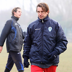ALLENAMENTO SPAL 24-01-2012: STEFANO VECCHI