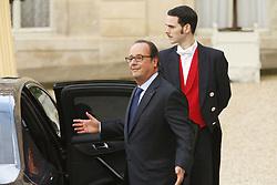 September 15, 2017 - Paris, France, France - Francois Hollande (Credit Image: © Panoramic via ZUMA Press)