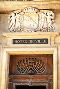 Arles, Provence, France Hotel De Ville